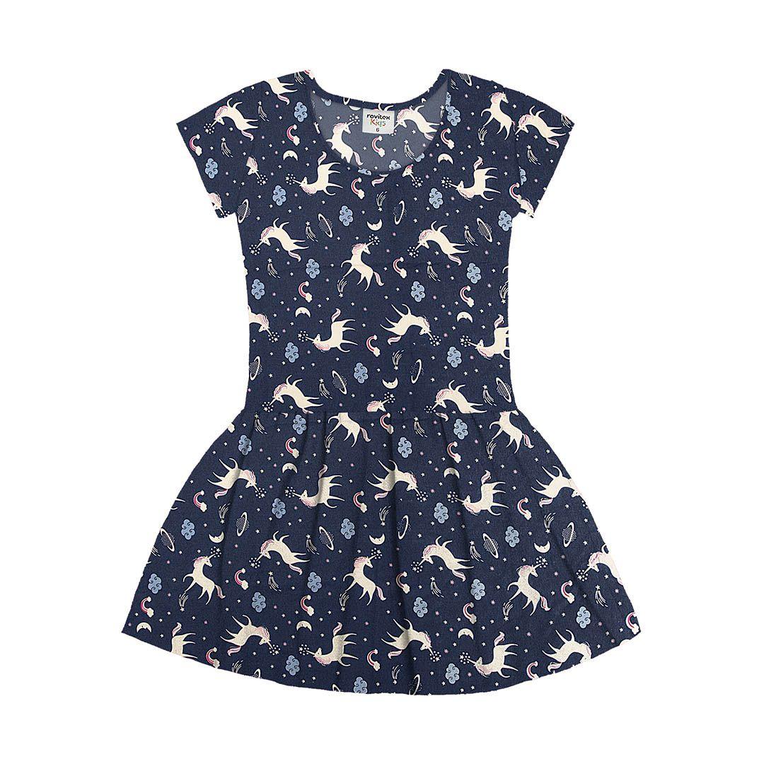 Vestido Feminino Rovitex 3119113