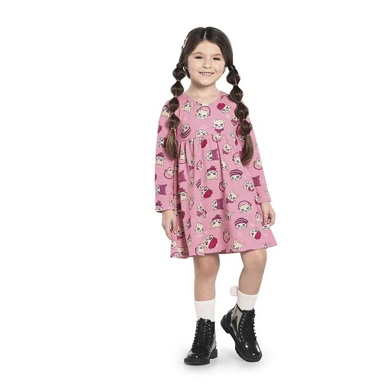 Vestido Feminino Rovitex 3123542