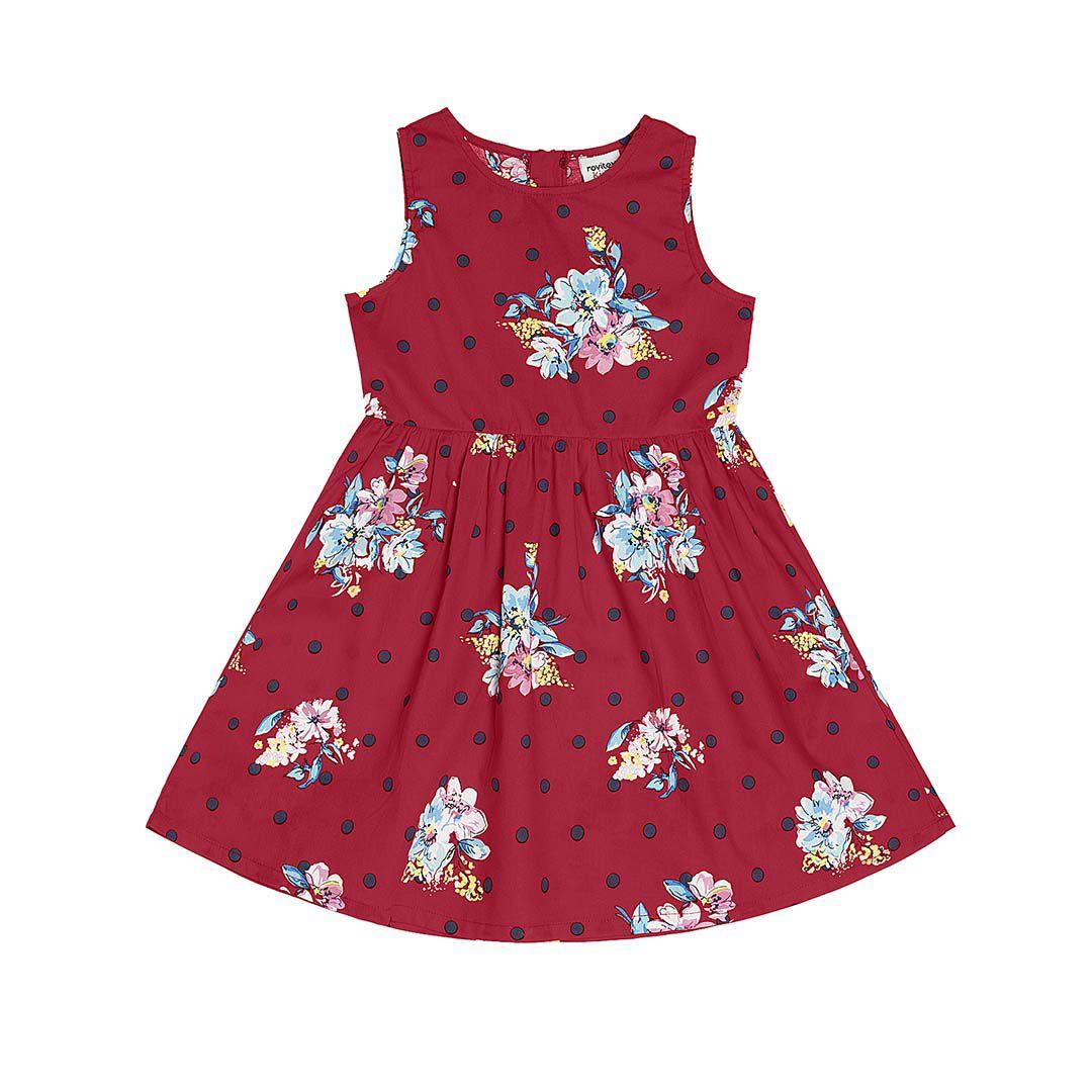 Vestido Feminino Rovitex 3186522