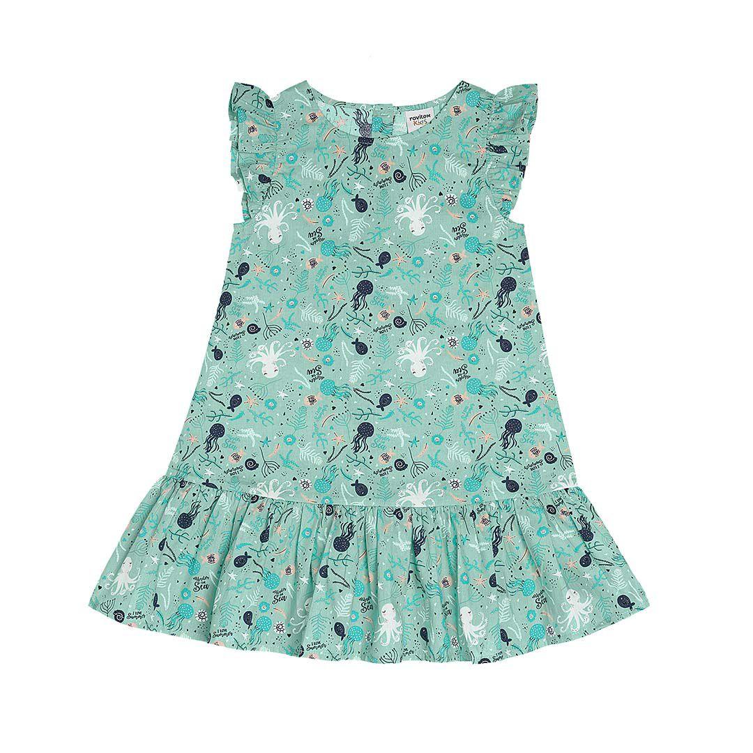Vestido Feminino Rovitex 3186531