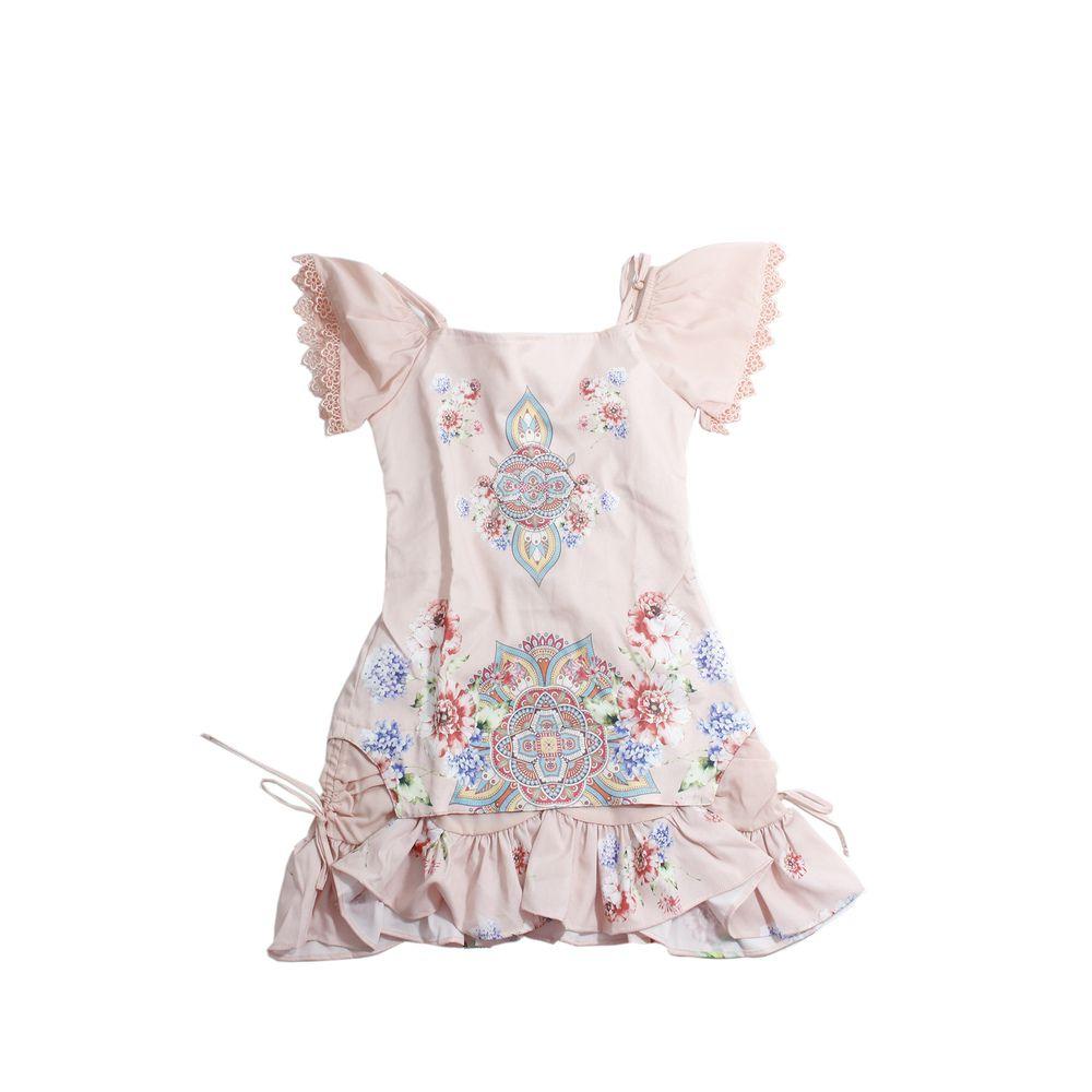 Vestido Love Kids 029