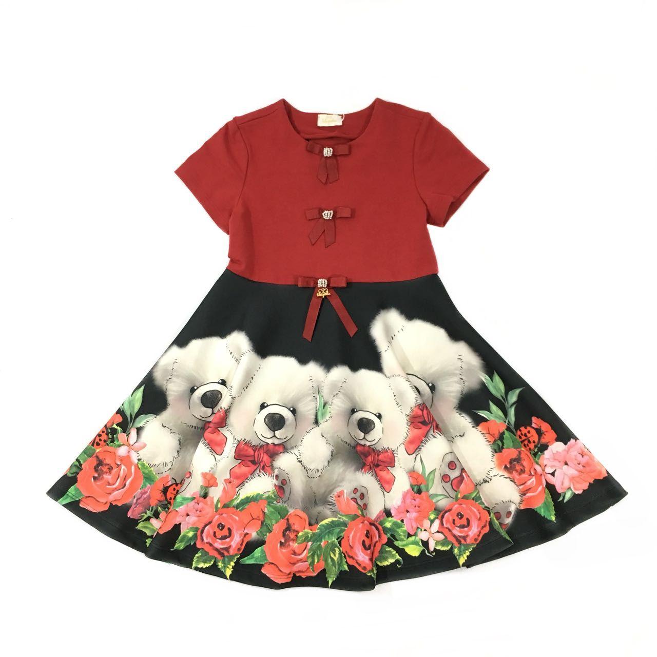 Vestido Luluzinha 090190118