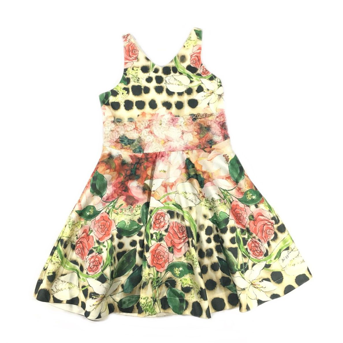 Vestido Miss Cake 510259