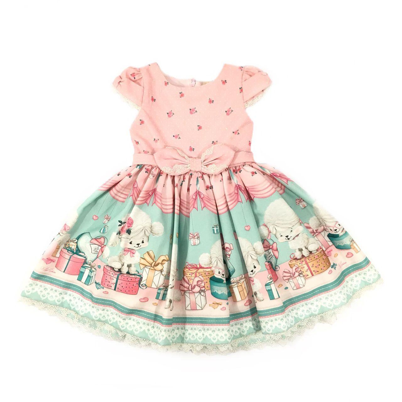 9ec185889f Vestido Petit Cherie 11.10.31214 - Pirilampo Kids ...