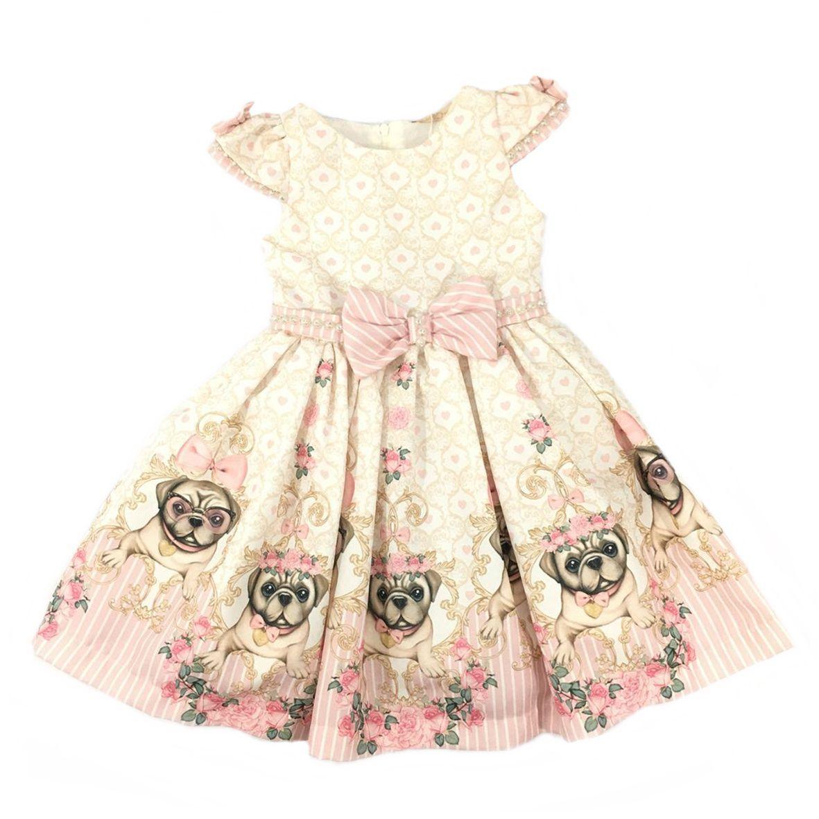 Vestido Petit Cherie 11.11.31108