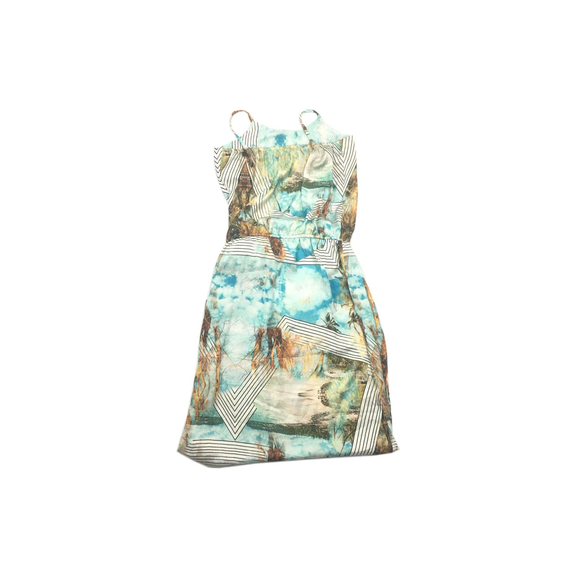 Vestido Petit Gateau 7313
