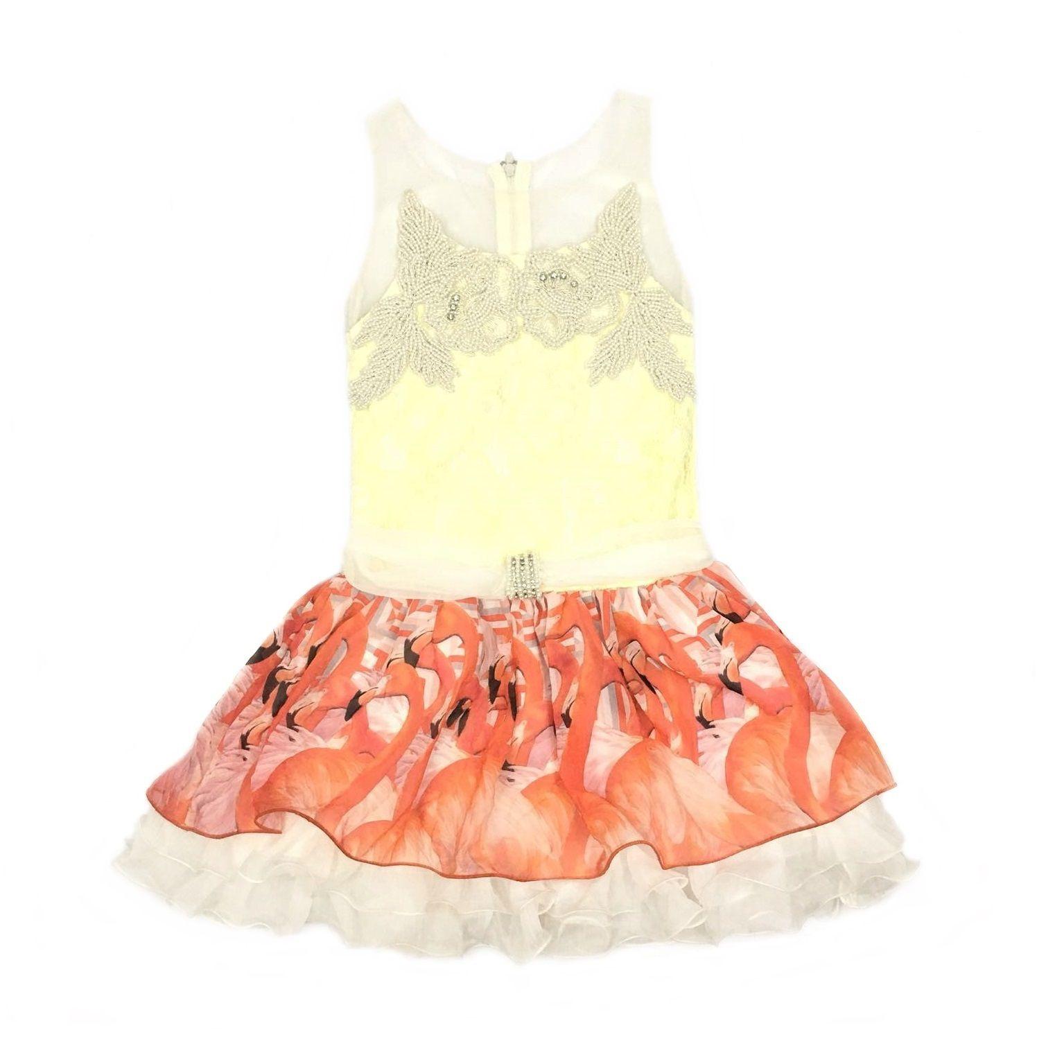 Vestido Princess Line 6818