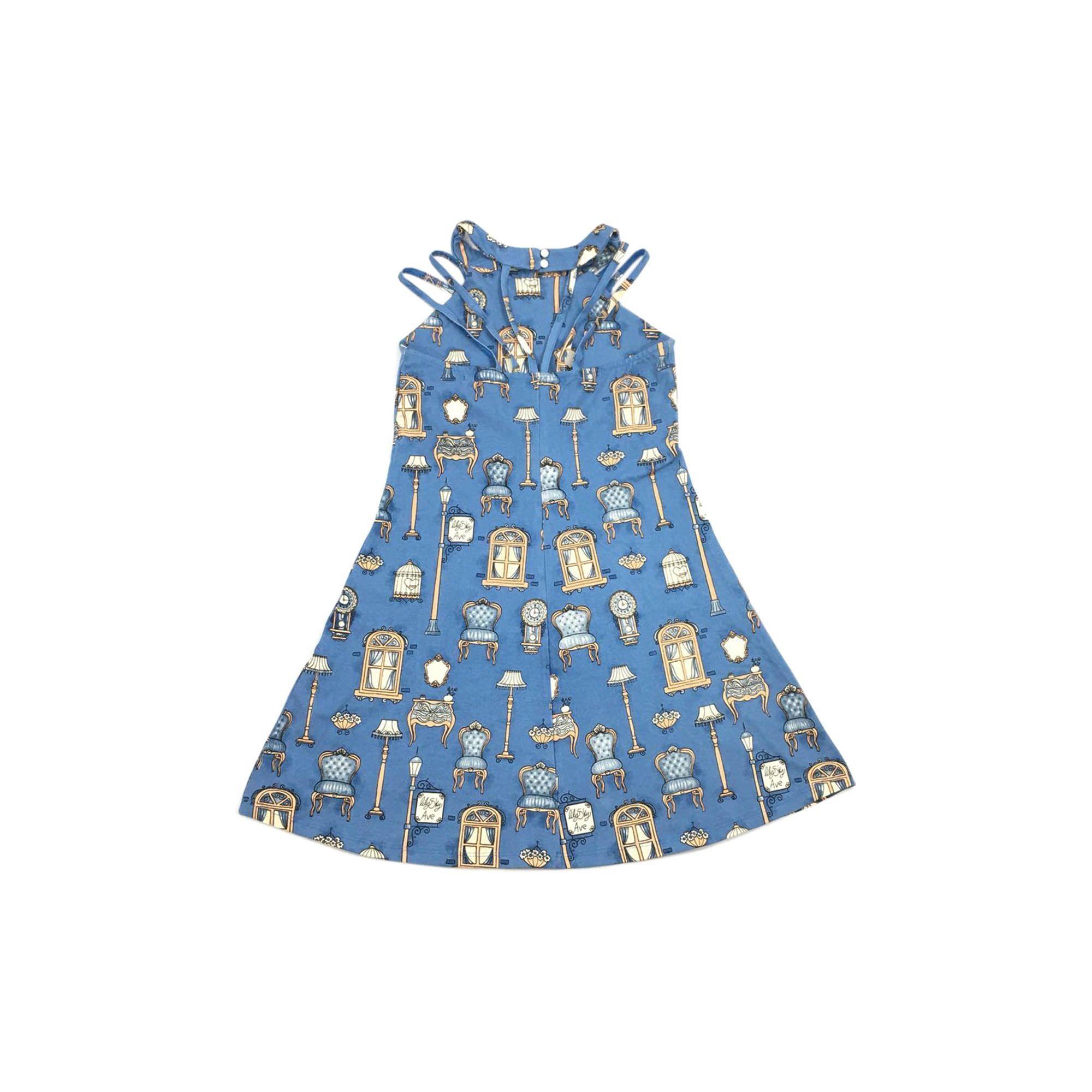Vestido Turma da Malha 154803