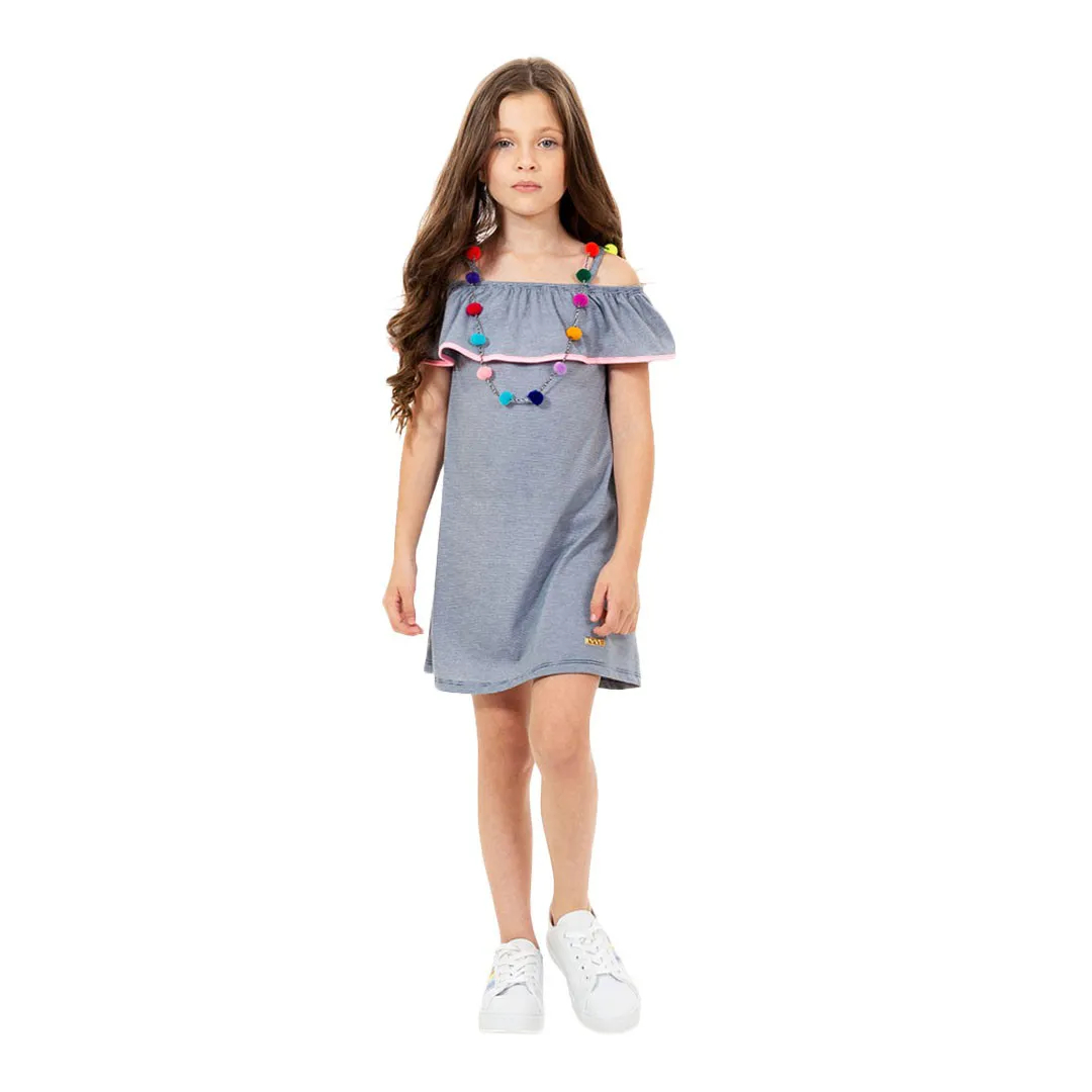 Vestidos Feminino Tink Bink 604060077