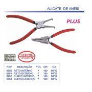 Alicate Aneis Externos Bico Curvo 7-175MM - Lotus