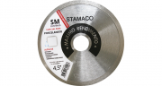 "Disco Diamantado SM-Continuo 4,5"" 110mm - Stamaco"