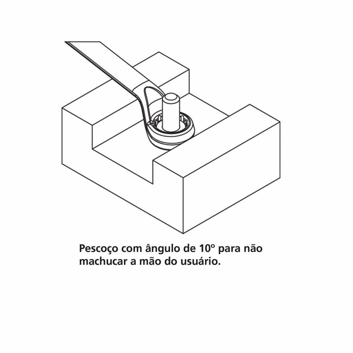 "Chave Combinada 5/16""  - Tramontina"