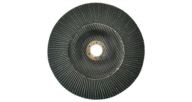 Disco Flap Lixa para Metal – 115 X 22 G36 - Stamaco