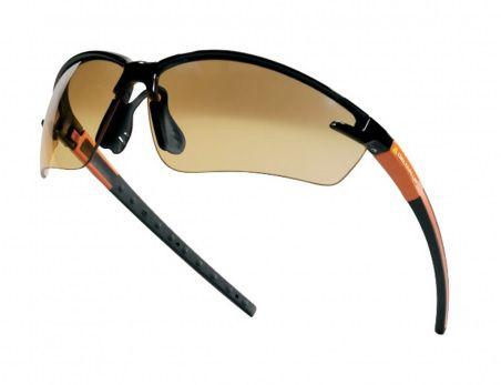 Óculos de segurança laranja - FUJI2 Gradient Delta Plus