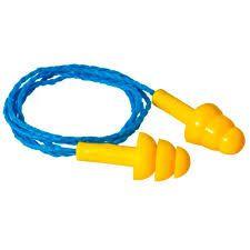 Protetor Auricular Tipo Plug Copolimero 17 DB c/20 - Grazia