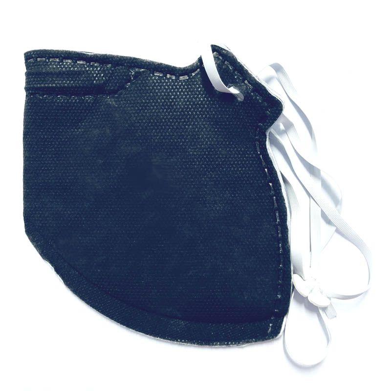 Respirador Descartável PFF2 Carvão s/ Válvula - Grazia Caixa c/ 100u