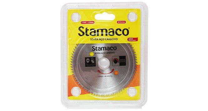 "Disco Serramax Videa 4"" 3/8"")  80 Dts - Stamaco"