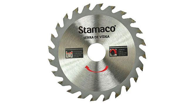 """Serra de Vídea – 105MM (4 3/8"""") – 30 DTS - Stamaco"""