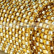 Manta Chapinha Com Cristal 1,20cm x 40cm