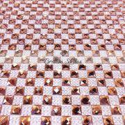 Manta Chaton Rose - 12cm x 40cm - Altíssima Qualidade
