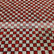 Manta Chaton Vermelha - 24cm x 40cm - Altíssima Qualidade