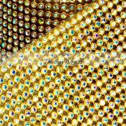 Manta De Strass Aurora Boreal Furtacor - 10cm x 40cm