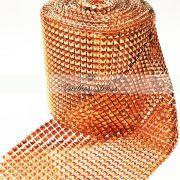 Manta Pirâmide Cobre - 1MT x 12CM  - Altíssima Qualidade