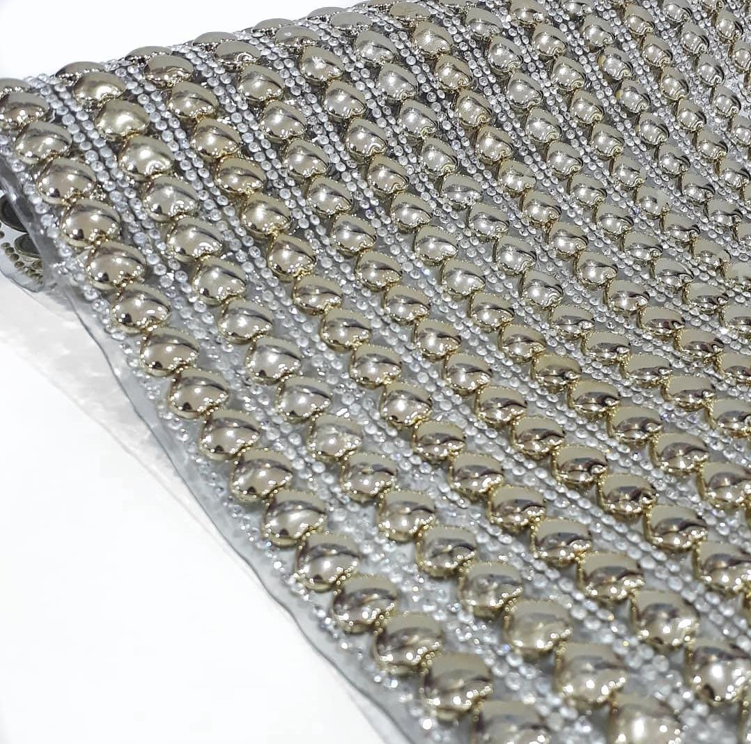Manta Chaton ABS Coração - 24cm x 40cm - Altíssima Qualidade