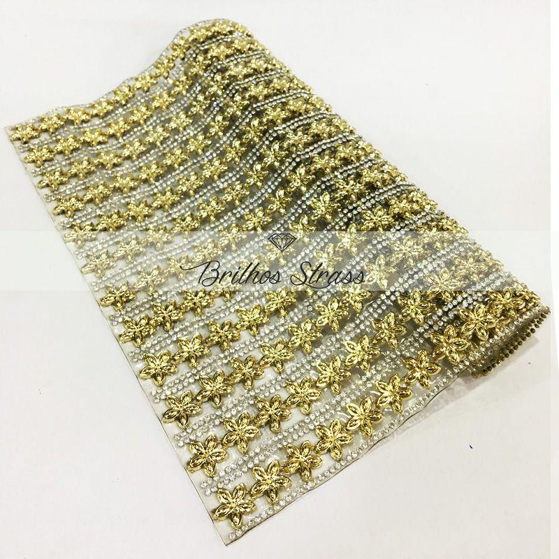 Manta Chaton ABS Florzinha - 12cm x 40cm - Altíssima Qualidade