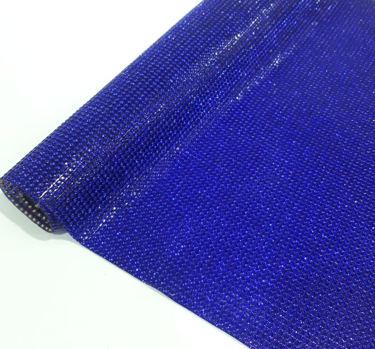 Micro Manta Azul - 12cm x 40cm