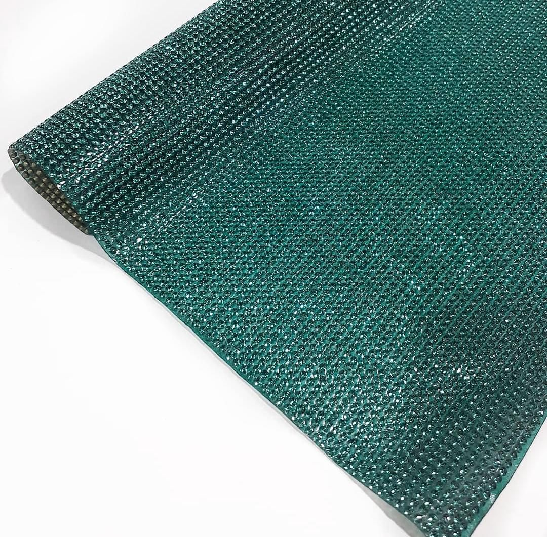 Micro Manta Verde - 24cm x 40cm