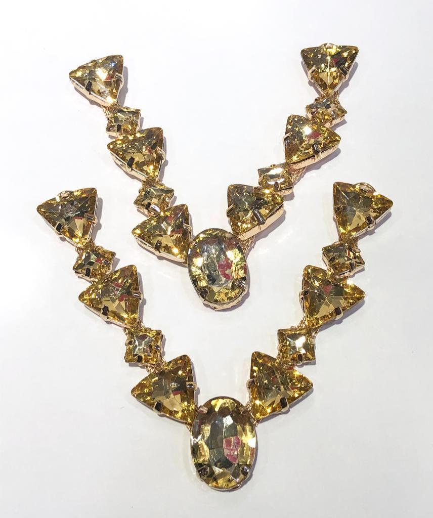 Pedraria Cabedal Triângulo Dourado