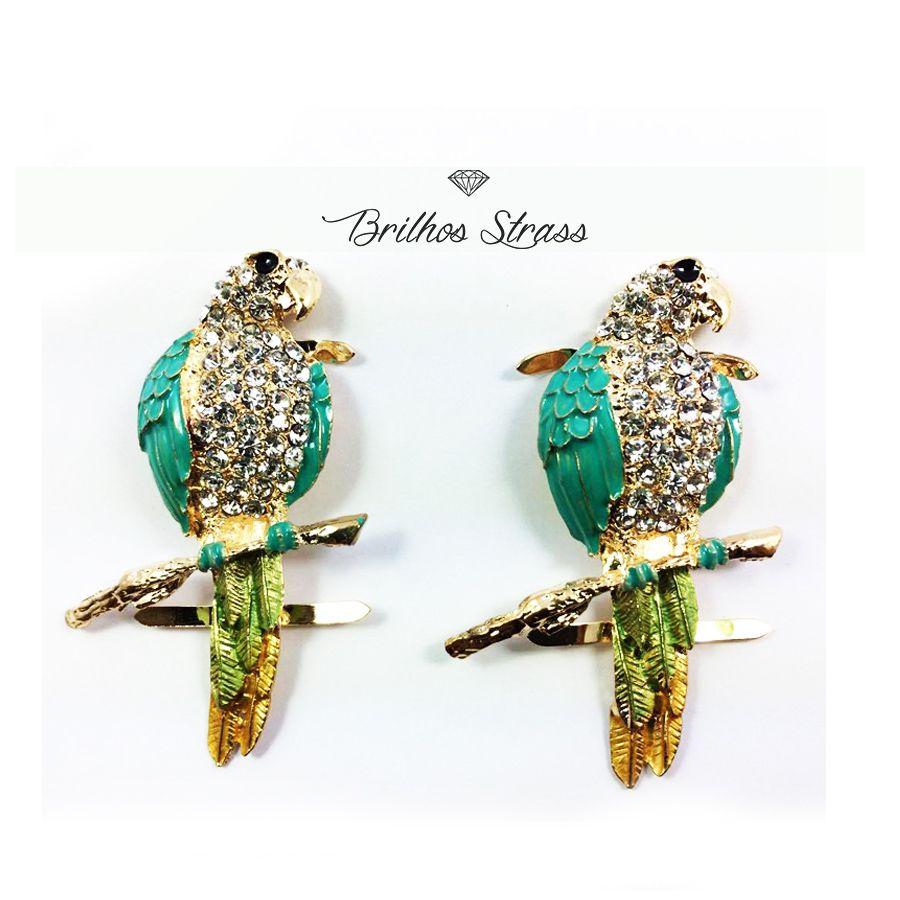 Piercing Para Chinelo - Papagaio - Altíssima Qualidade