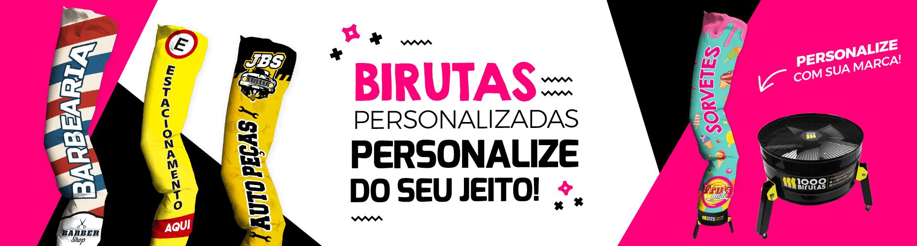 BIRUTA PERSONALIZADA