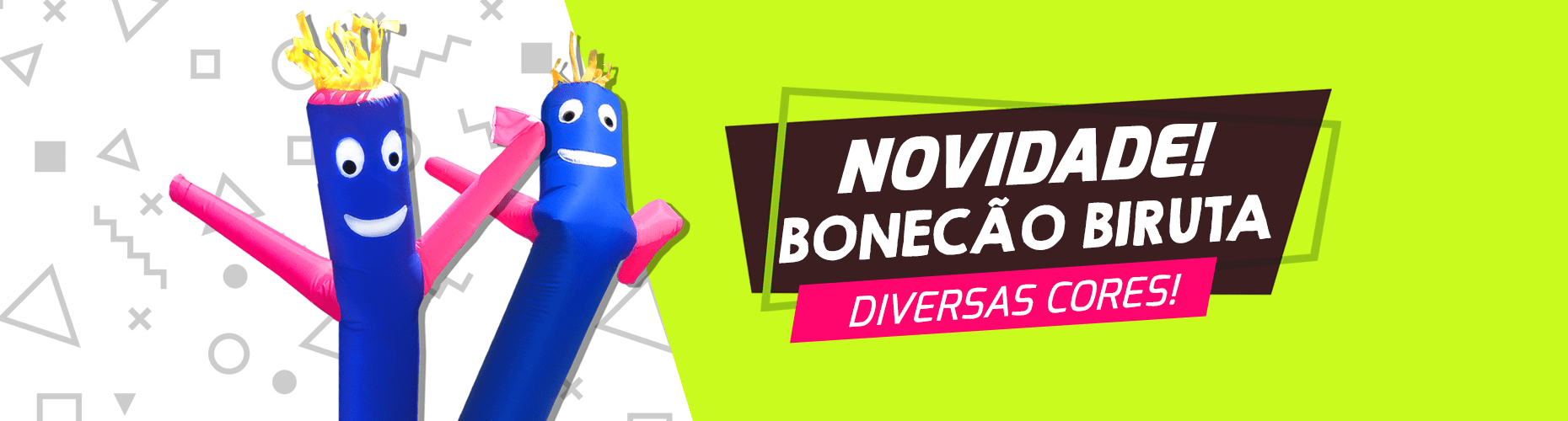 BONECO DE POSTO