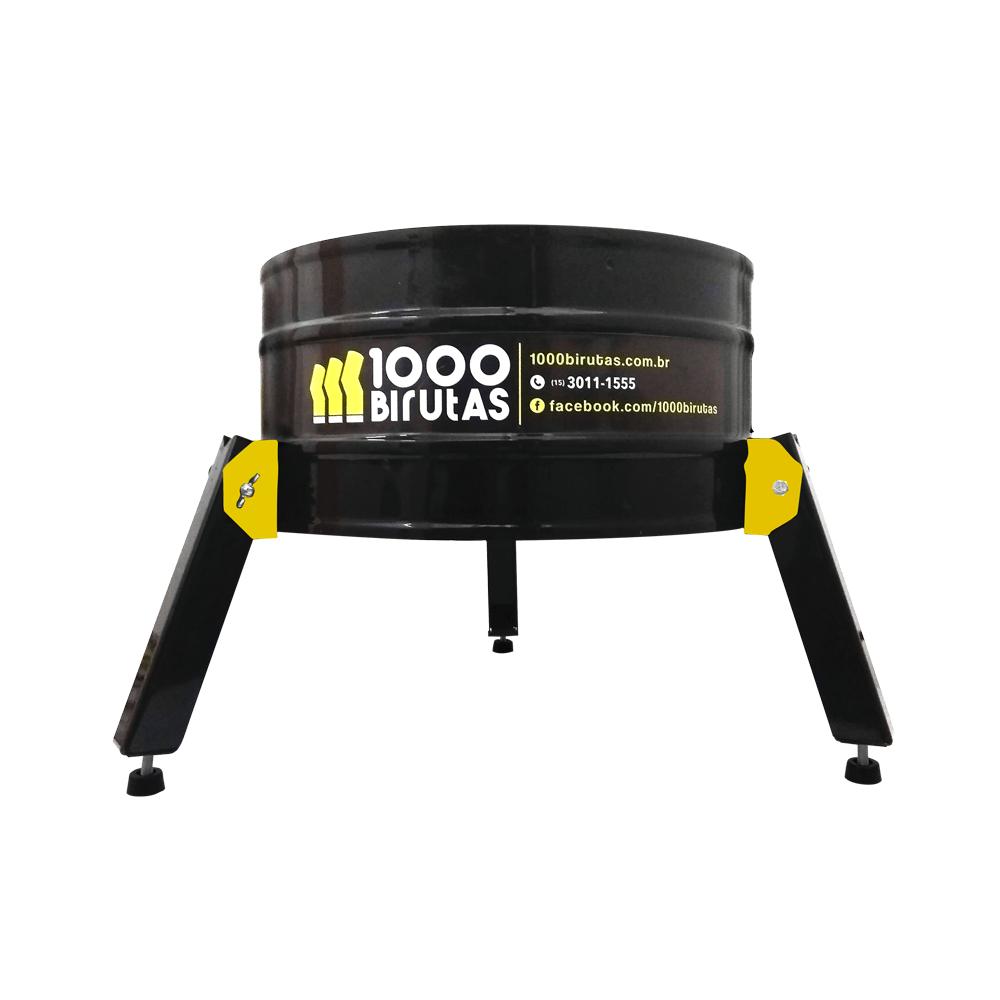 Boneco Biruta 2 Metros Color com Turbina Bonekito  - 1000 Birutas