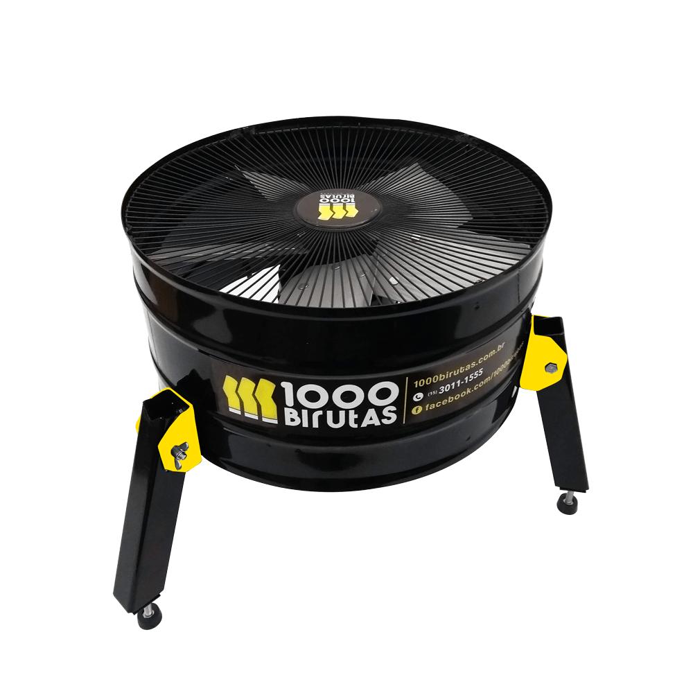 Boneco Mexe o Braço Vem Pra Cá - Pet Shop com Turbina  - 1000 Birutas