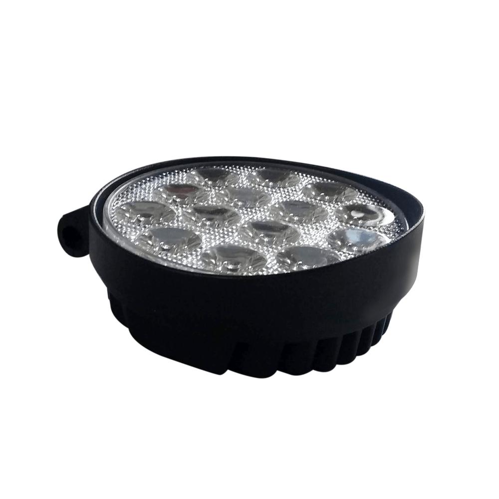 Iluminação LED Para Exaustor de Biruta