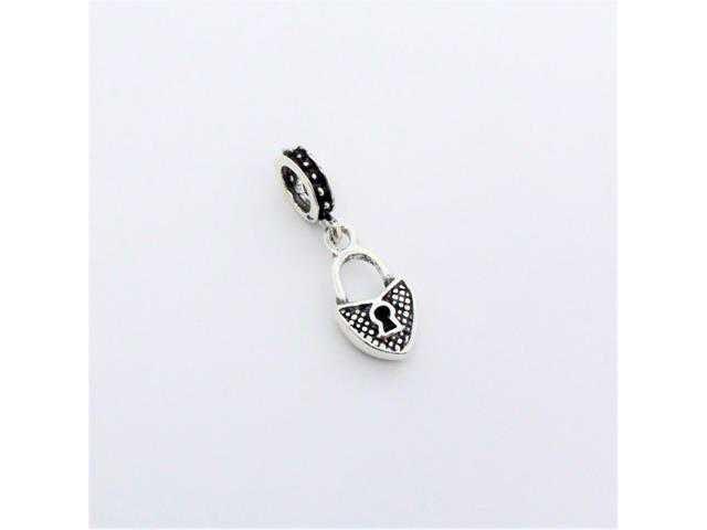 Berloque Pandora Cadeado Coração