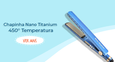 Chapinha Nano Titanium