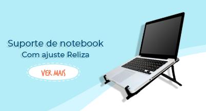 Suporte Regulável para Notebook