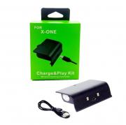 Bateria e Cabo Carregador Xbox One SND-2025