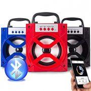 Caixa de Som Bluetooth Altomex A-23