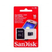 Cartão de Memória para Celular Micro SD 16gb SanDisk
