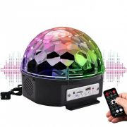 Globo de Luzes de Led USB Music Magic Light