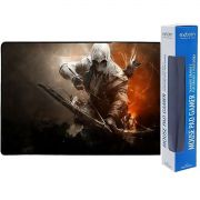 Mouse Pad Gamer Base Antiderrapante 700x350x3mm Exbom MP-7035C