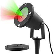 Projetor Foyu Outdoor Laser Light Natalino Pontos Luminosos Foyu Outdoor