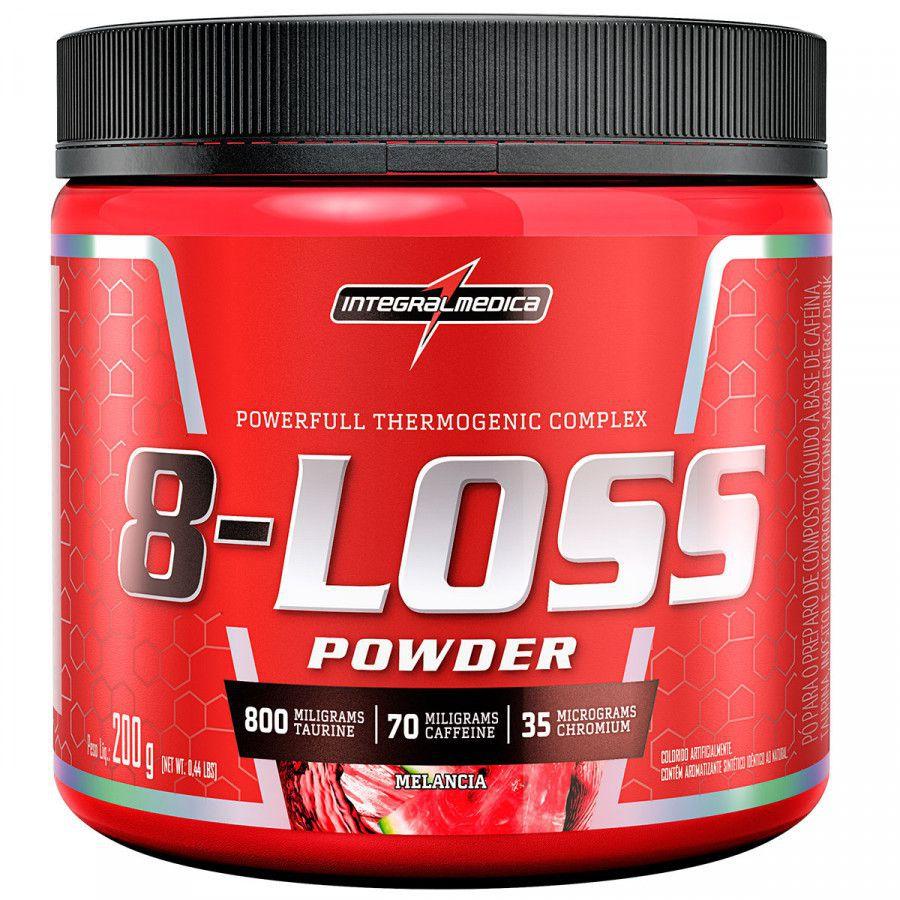 8-Loss Powder 200g Integralmédica