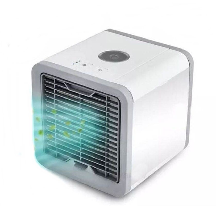 Air Cooler Portátil Umidificador Purificador de Ar Ice Cellar