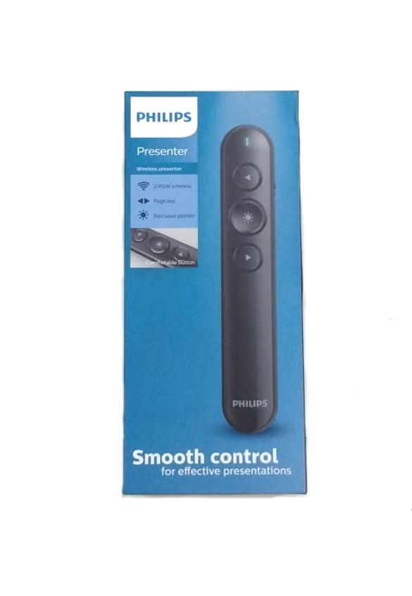 Apresentador de Laser Point Philips Wireless  SPT9404B/00